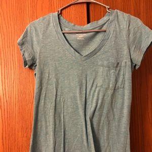 Green Columbia shirt - Extra Small